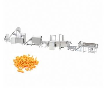 Hot Sale Automatic Corn Snack Machine Corn Curls Kurkure Cheetos Nik Nak Making Processing Line