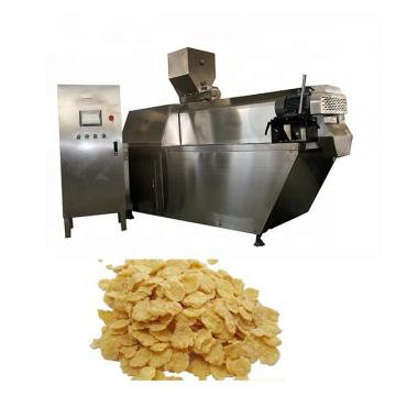 High Quality and Industrial Corn Flake Making Machine 12t/Day for Sale