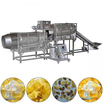 2016 Hot Sale Corn Flakes Processing Machine