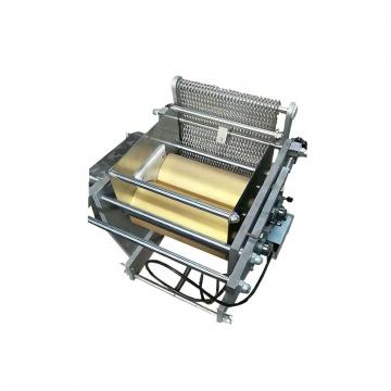 Small Pizza Manual Bread Sheeter Pastry Dough Extruding Machine Croissant (ZMK-520)