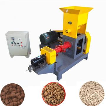 Industrial Dry Animal Cat Birds Dog Food Pet Feed Making Machine