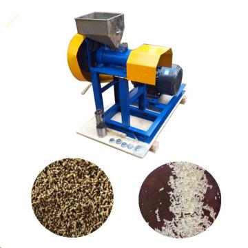 Pet Food Making Extruder Floating Fish Feed Pellet Machine