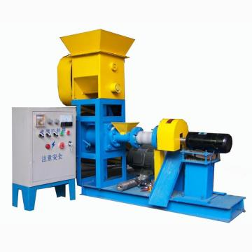 Commercial Use Sinking Floating Fish Feed Pellet Making Machine in Bangladesh