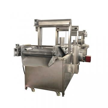 Automatic Continuous Pork Rinds Fryer/Frying Machine