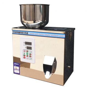 Semi Automatic Dry Powder Auger Filler Weigh Filling Packaging Machine Labeling Machinery