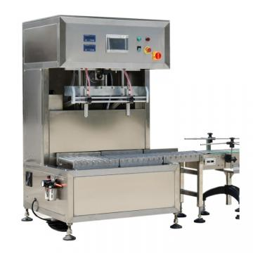 Automatic Cans Milk Protein Spice Coffee Powder Filling Bottling Machine