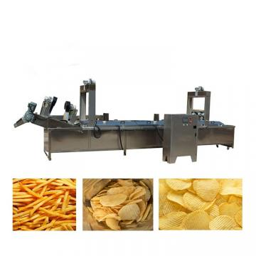TCA Potato Chips Plant in Lowest Investment Chips making machine Best Seller in China