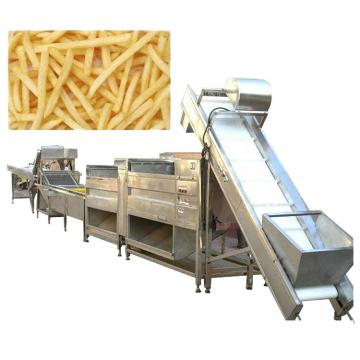 Potato Chips Machines For French Fries Making Machine Factory Automatic Potato Chips French Fries Making Machines For Selling