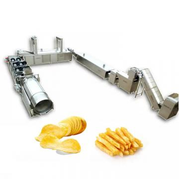 Making Machine Onion Ring Bugle 2D 3D Pani Puri Making Machine Production Line