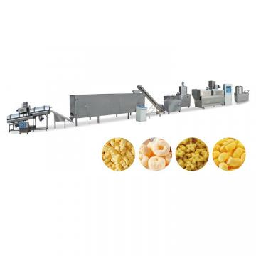 Corn Snacks Food Machine/Cheese ball production line