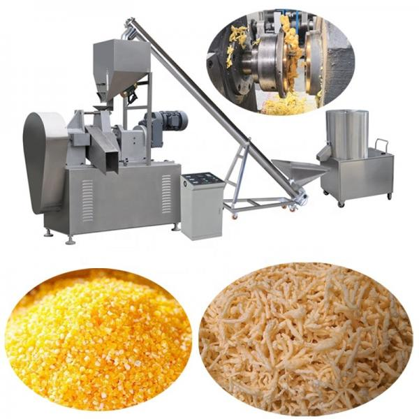 Fully Automatic Cheetos Corn Chips Kurkure Making Machine