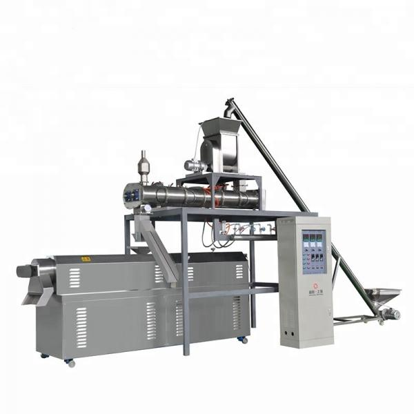 Twin Screw Dog Food Extrusion Machine, Pet Food Maker Machine
