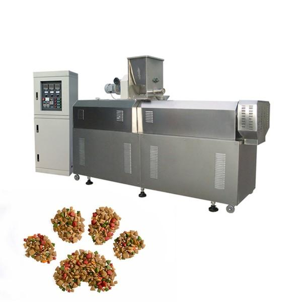 Automatic Dry Dog Cat Fish Pet Food Machine