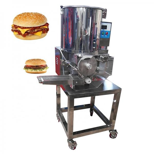 Fully Automatic Hamburger Meat Patty Forming Machine in India