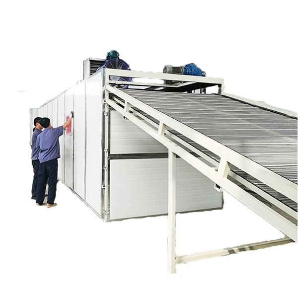 Cooked Beans Special Belt Conveyor Dryer