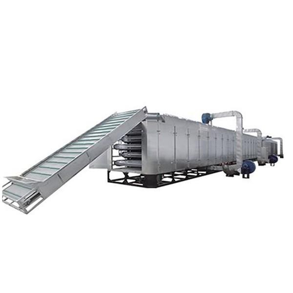 Automatic Hemp Continuous Conveyor Dryer